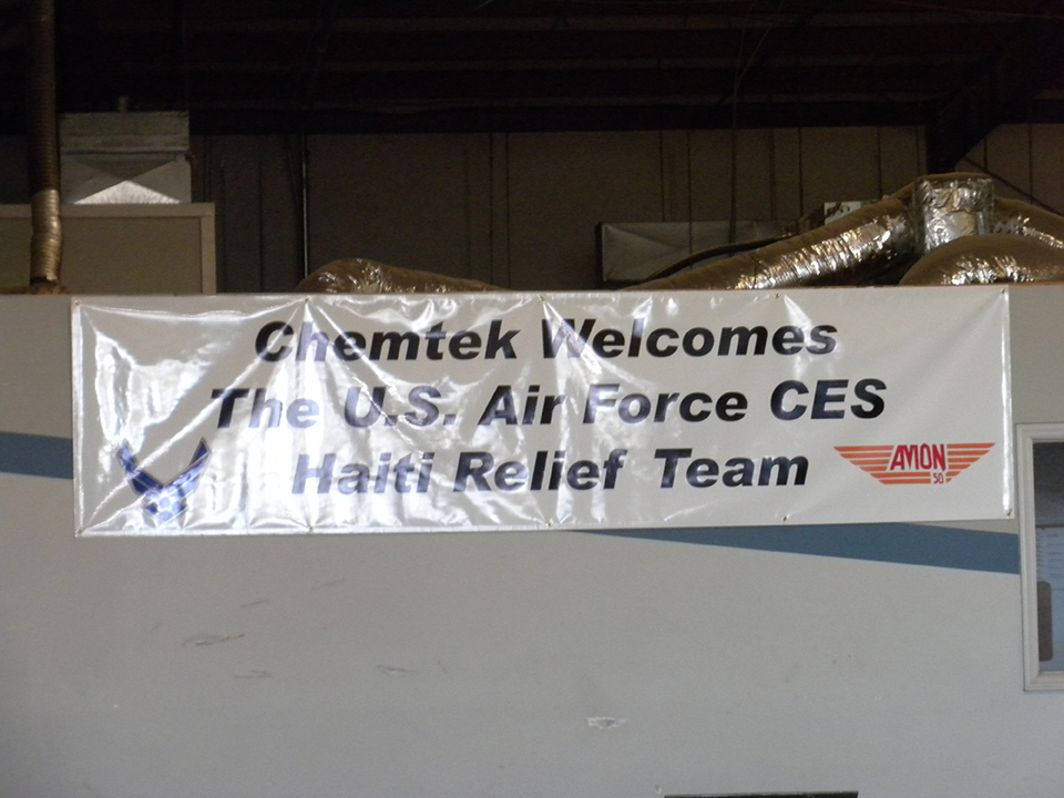 Haiti Humanitarian Efforts